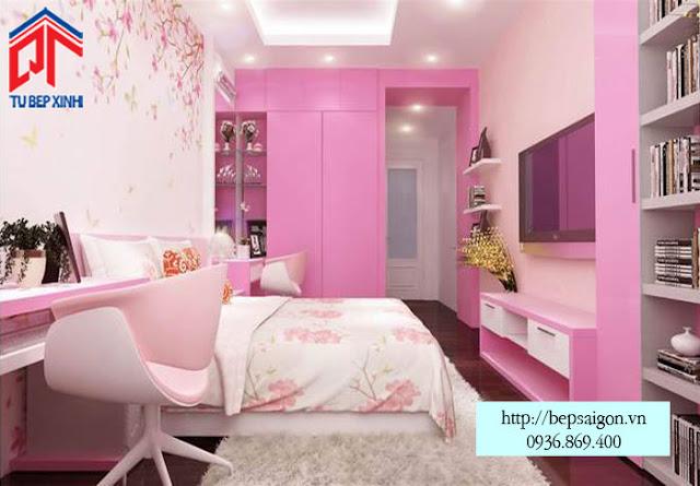 Thiết kế phòng ngủ ấn tượng - TA03