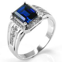 Batu Akik Blue Safir