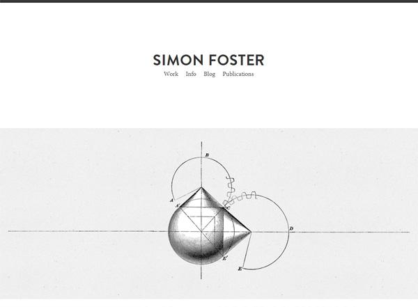 Simon Foster - Desain Web Keren