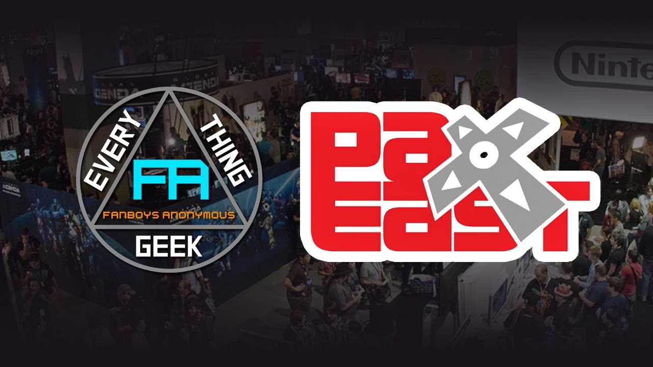 PAX East 2016 logo