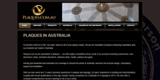 An example of http://www.clickoncanberra.com web design