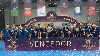 FÚTBOL SALA - Victoria del Barça in extremis ante el Sporting Lisboa para ganar la Masters Cup