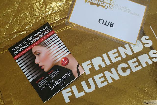 Larimide - evento FriendsFluencers - Maikshine