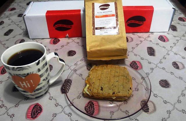 Clube do Café,Resenha,recebido de Novembro,Clube do Café Graocafe.com.br