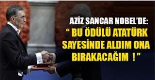 Aziz Sancar, Atatürk'e Allerjisi Olanlara Ders Verdi Gitti