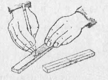 Изготовление винта