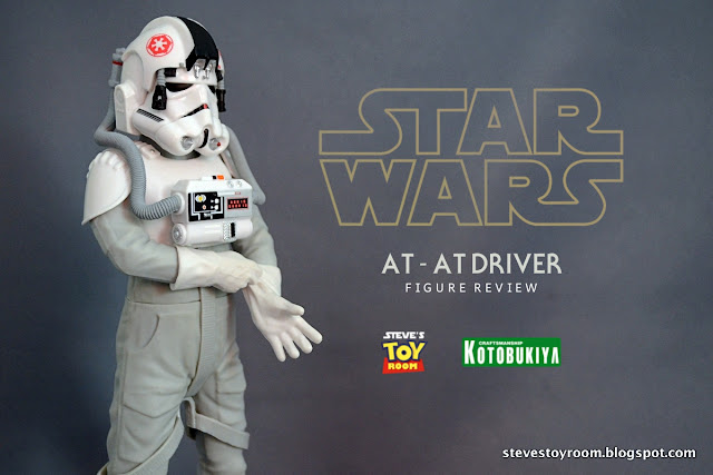 at-at driver kotobukiya toy