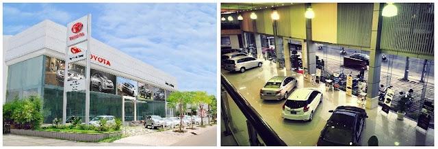 Với trang bị hiện đại Toyota An sương luôn cố gắng làm hài lòng Quý khách hàng