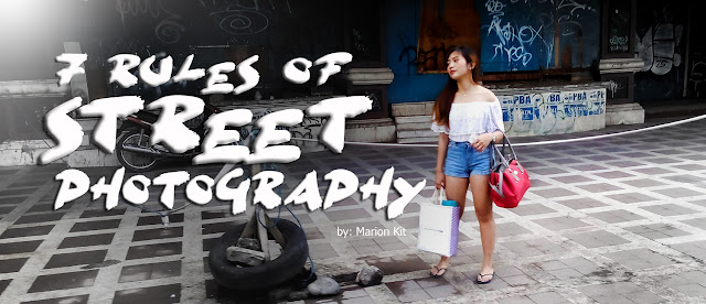 7 RULES OF STREET PHOTOGRAPHY