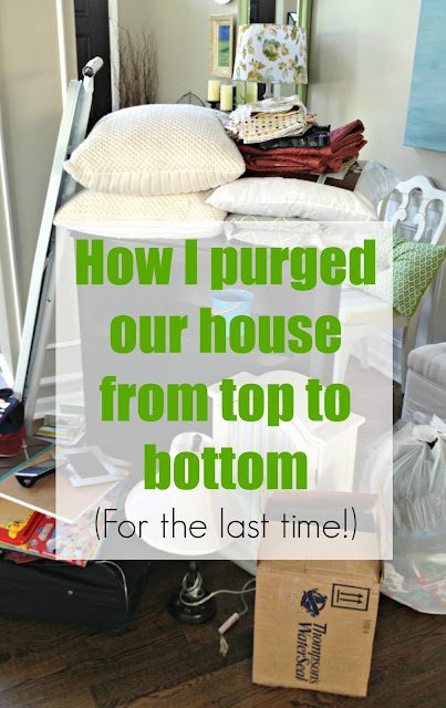 after the konmari purge