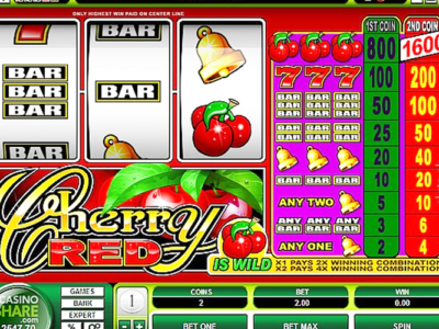 Cherry Red Slots