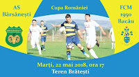 AS Barsanesti - ACS Gauss Bacau