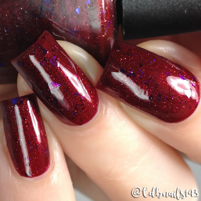 Supernatural Lacquer-Demon Blood Junkie 2.0