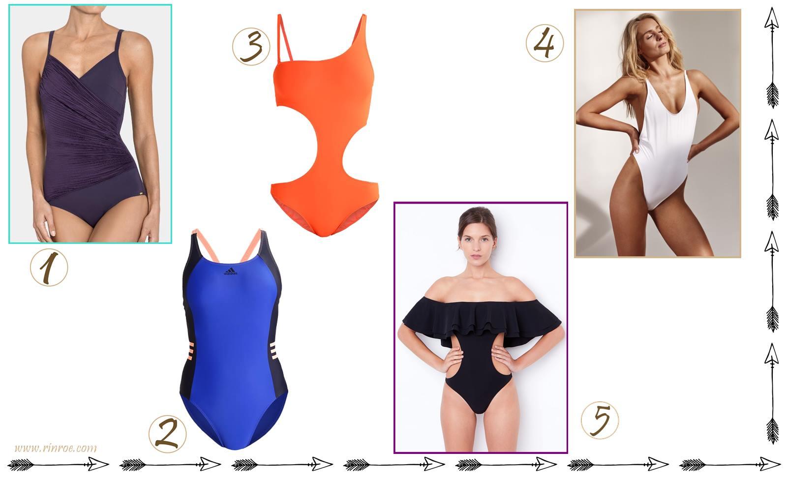 top 10 stroje kąpielowe bikini strój jednoczęściowy