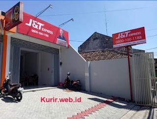 Alamat Agen J&T Express Di Surabaya Timur