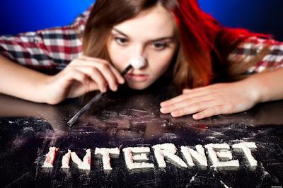 Kecanduan Internet Memberikan Dampak Yang Buruk Terhadap Kesehatan