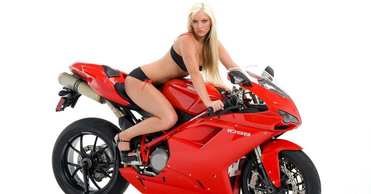 sexy girls bikes wallpapers - photo #1