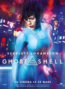 Download Film Ghost in the Shell (2017) HC HDRip 720p Subtitle Indonesia