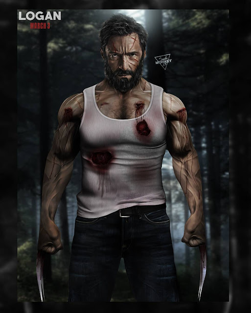 Latest Hot Beautiful Superstar Wolverine Hd Images Uk Based High