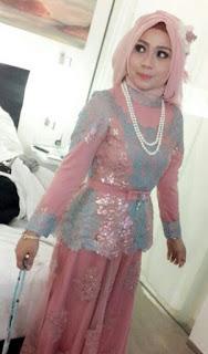 Model kebaya muslim modrn untuk remaja