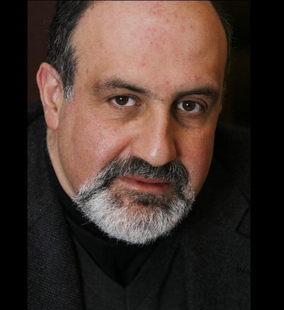 Nassin taleb resume biography phd