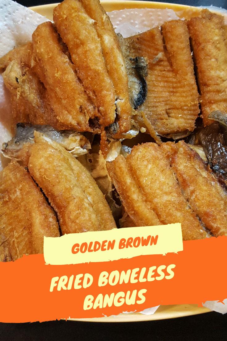 golden brown fried boneless bangus jeepney recipes