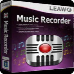 تحميل Leawo Music Recorder 2.1 مسجل الموسيقى والصوت في الكمبيوتر مع كود التفعيل
