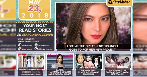 MUST SEE: Top 5 Most Read Stories On Starcinema's Official Website