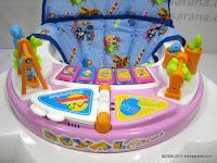 2 Royal RY818 Circus Baby Walker