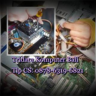 Service Laptop Panggilan Denpasar Terpercaya