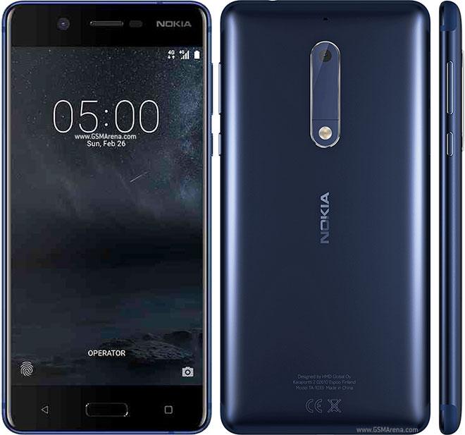 Nokia 5 Firmware TA-1053 Flash File MSM8937 Cm2 Read (Free)