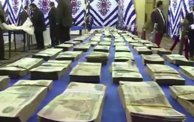 5 أردنيين سرقوا 100 مليون جنيه في مصر... والداخلية توضح