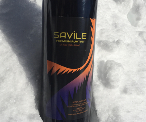Drink Review: Savile Premium Rumtini
