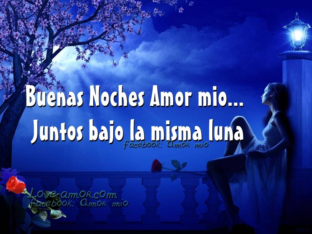 Amor Mioღ : Buenas Noches Bajo La Misma Luna ♥ ღ ღ