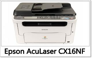 Epson AcuLaser CX16NF Treibers