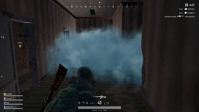 PUBG PC: Top 4 mẹo vặt sử dụng lựa đạn khói hiệu quả nhất