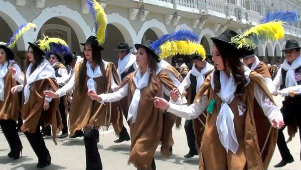 Rol de Ingreso Primer Convite Carnaval de Oruro 2018