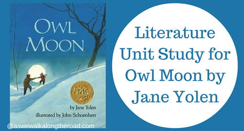 Owl moon unit study