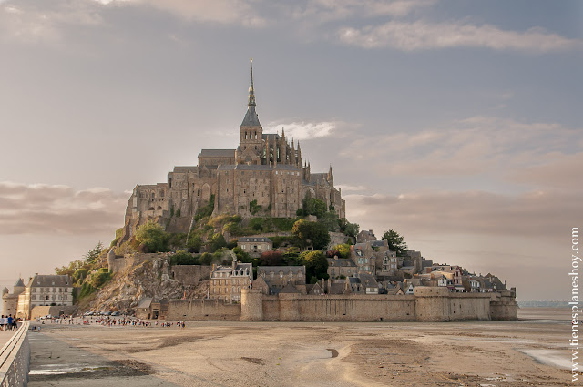 Viaje Mont Saint-Michel Normandia imprescindible