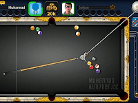 Cheats 8 Ball Pool Long Line atau Target Line 02 September 2017