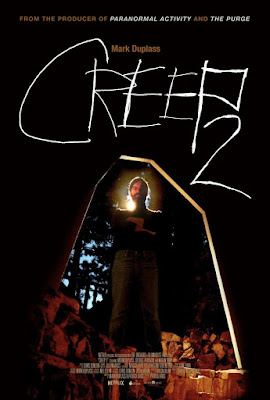 Creep 2 2017 DVD R4 NTSC Latino