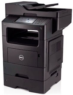 Perhaps one of the advantages of a giant touch screen control panel is there is room for  Dell B3465dnf Printer Drivers Download