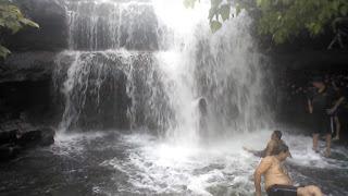 Jodia waterfall Dharampur