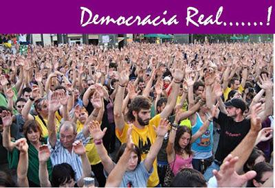 Deixade que respire a democracia