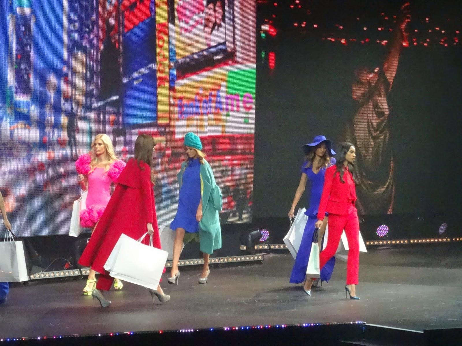 The Clothes Show in Birmingham Alcatel Fashion Theatre