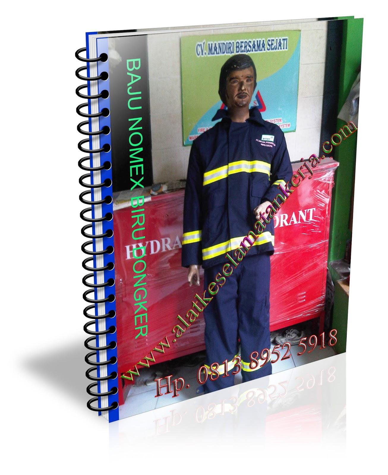 Perlengkapan Accecories Pemadam Kebakaran Gedung bertingkat BAJU PEMADAM KEBAKARAN NOMEXIIIA UNTUK GEDUNG BERTINGKAT