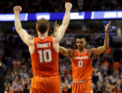 NCAAB: Syracuse, North Carolina Square Off in Final Four Showdown