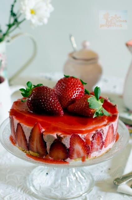 tarta-mousse-fresa-sin-horno2