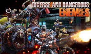 Strike Back Elite Force FPS Mod Apk Android