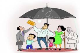 accident insurance meaning in hindi